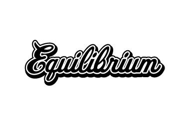 Equilibrium Lyfe Logo Concept 4